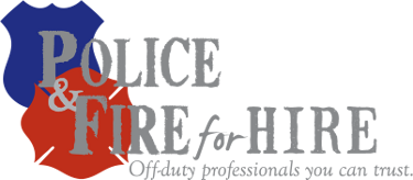 Police and Fire for Hire
